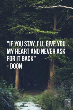 Doon quote