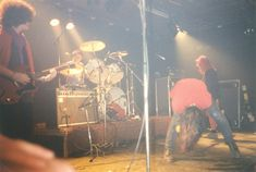 Many know about D.C.'s storied punk history in bands like Fugazi and Bad Brains, and a punk scene that's still thriving today in genres like hardcore and pop punk. Lesser known is how integral women have been to the region's punk scene. Groups like Chalk Circle carved out space for themselves in the early '80s … Bikini Kill, Local Bands, Riot Grrrl, Latest Albums, She Song, Pop Punk, S Stories, Party Photos, Debut Album