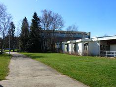 Vichy - centre omnisports - Salle de sports