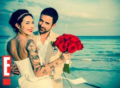Pretty Wild Star Alexis Neiers Marries in Mexico