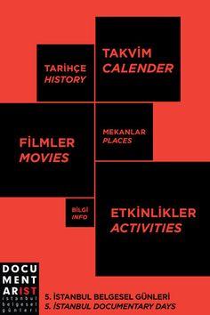 Documentarist App | Designer Volkan Olmez - http://dribbble.com/volkanolmez
