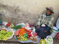Marché dans les rues de Cusco #peru