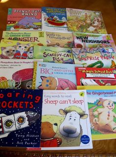 lot 15 Scolastic children books booklets reading illustrated Berenstain & other