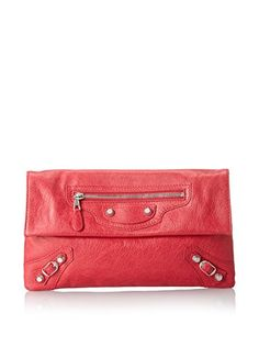 4ffa21601ec6 Balenciaga Rose Thulian 12 Envelope Clutch, Rose from MyHabit - Styhunt
