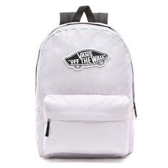 Find the best backpacks, laptop backpacks & skate backpacks at Vans UK! FREE delivery on orders Best Laptop Backpack, Vans Backpack, White Backpack, Fashion Backpack, Laptop Bags, Vans School Bags, Vans Bags, Skate Backpacks, Cool Backpacks