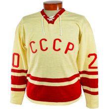 Soviet Union 1972 Hockey Sweater