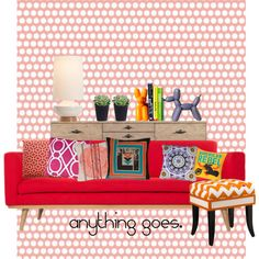 """anything goes"" Pure Home Accessories and Furniture"