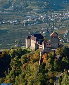 Schloss Tirol - Foto von Gianni Bodini