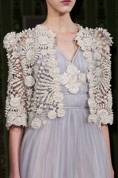 Oscar Carvallo at Couture Spring 2013 - StyleBistro