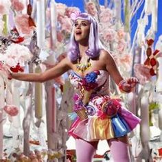 Katy Perry California Girls Costumes