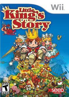 Amazon.com: Little King's Story - Nintendo Wii: Video Games