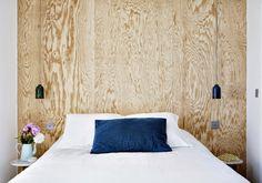 Hotel Henriette – Paris Hotel – From per night Plywood Interior, Plywood Walls, Plywood Headboard Diy, Plywood Furniture, Modern Furniture, Furniture Design, Hotel Romantique Paris, Hotel Henriette Paris, Paris Decor