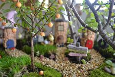 How to make your own Fairy Village Garden PDF door PinkyDinkyDesigns, $8.99