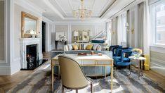 100 Best Interior Designers 2017 by Boca do Lobo and Coveted Magazine Best Interior Design, Luxury Interior, Luxury Furniture, Lobby Furniture, Interior Ideas, Modern Furniture, World Of Interiors, Hotel Interiors, Living Room Designs