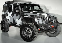 Tricked Out Jeep