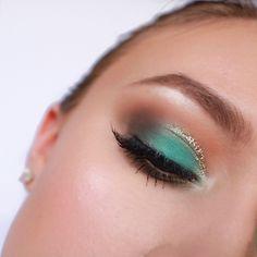 Jaclyn Hill x Morphe Palette makeup look #jaclynhill #jaclynhillxmorphe