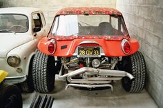 BUGGY BOYS BELGIUM - FORUM :: Bekijk onderwerp - NIEUWE Meyers Manx Buggy kit