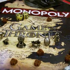 Fancy - Monopoly Game of Thrones