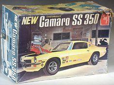 Metal Models, Old Models, Scale Models, Model Cars Kits, Kit Cars, Carrera Slot Cars, Camaro Models, Model Cars Building, Chevrolet Ss