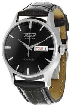 Tissot Men's Visodate Day-Date Watch. $509