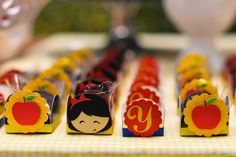 Snow White Birthday, Baby Birthday, First Birthday Parties, First Birthdays, Prince Party, Festa Party, Party In A Box, Party Games, Cake Toppers