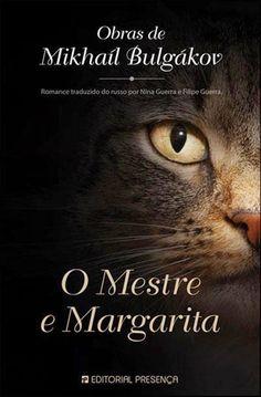 Manta de Histórias: O Mestre e Margarita de Mikhail Bulgakov - Novidade Editorial Presença