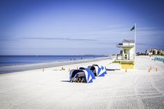 Eat the best grouper sandwich of your life on Clearwater Beach.