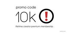 Promo Code 10k