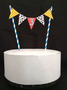 Woody toy story cake bunting $10