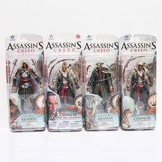Assassin's Creed 4 Black Flag Connor, Haytham, Edward Action Figures (Figurines) - $ 18.95 ONLY!  Get yours here : https://www.thepopcentral.com/assassins-creed-4-black-flag-connor-haytham-edward-action-figures-figurines/  Tag a friend who needs this!  Free worldwide shipping!  45 Days money back guarantee  Guaranteed Safe and secure check out    Exclusively available at The Pop Central    www.thepopcentral.com    #thepopcentral #thepopcentralstore #popculture #trendingmovies #trendingshows…