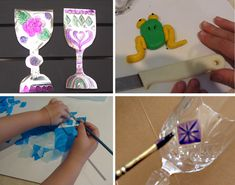 Let The Pesach (Passover) Crafting Begin! - creative jewish mom