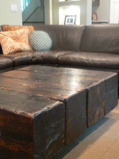 Family Room - contemporary - family room - chicago - ADS Design coffee table