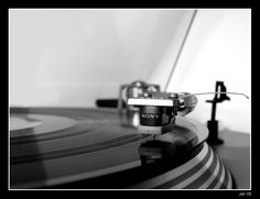 that records sound better than cds. at least the record player is the more beautiful machine! some people say. Some People Say, Record Player, Deviantart, Sayings, Music, Musik, Muziek, Musica, Quote