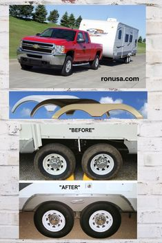 Trailer Fender Skirts; Quickly and easily replace those cracked or damaged fender skirts with our custom factory replacements. #trailer #camper #campervan #camperlife #motorhome #traveltrailer #rvcamping #rvlife #rving #rvliving #rvtravel #trailers #rv #rvs #rvlife #camping #motorhomes