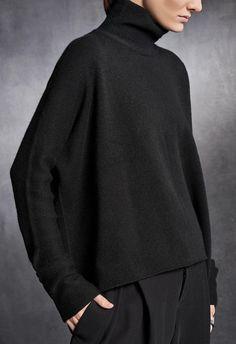 turtleneck sweater by Urban Zen (Donna Karan).