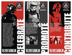 501st Legion brochure concept by theCrow65.deviantart.com