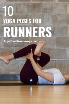 10 yoga poses for runners