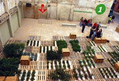 polis: New Life for Empty Lots in Zaragoza