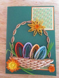 Kręciołki Weronki Quilling Videos, Quilling Cards, Paper Quilling, Quilling Patterns, Quilling Designs, Origami, Paper Art Design, Flower Birthday Cards, Paper Magic