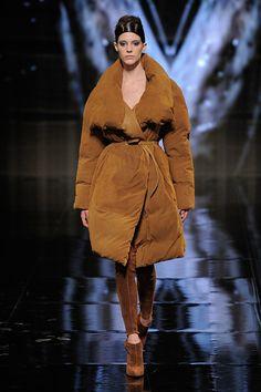 Trend: Statement Outerwear, Donna Karan