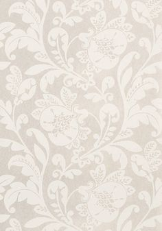 Livorette #wallpaper in #pearl from the Zola  collection. #Thibaut #AnnaFrench