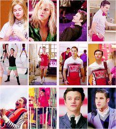 #Klaine parallels