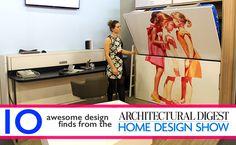 Inhabitat's favorite green designs from the 2015 Architectural Digest Home Design Show | Inhabitat New York City
