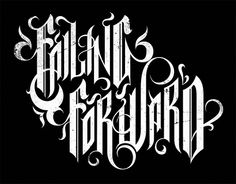 New Failing Forward Logo (by Hylton_Warburton)