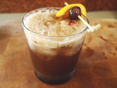 Fork and Vine: Spirit Saturday: Tamarind Whiskey Sour.  oh hell yes.  totally making this.