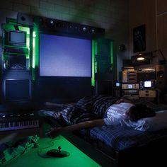 geek sci fi girl teen bedroom - Google Search