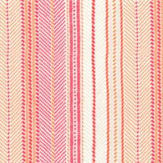 New Arrivals Fabric by the Yard Confetti Stripe Pink NA3612