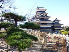 「Castello Matsumoto」 (1504) cinquecento anni fa、Matsumoto、Nagano Japan