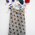 falda tela japonesa