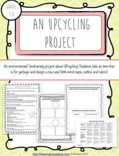 Environment and Biodiversity Upcycling Project